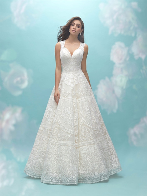 Allure Bridals 9457