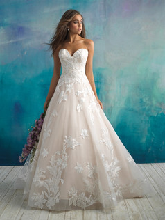 Allure Bridals 9502
