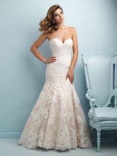 Allure Bridal 9215