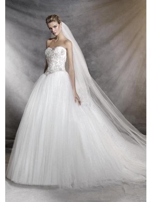 Bolera - Size 12 - Sample Gown