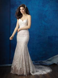 Allure Bridal 9350