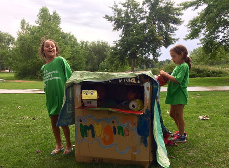 Outdoor Learning:  A Gateway to Community Building and Self-Empowerment