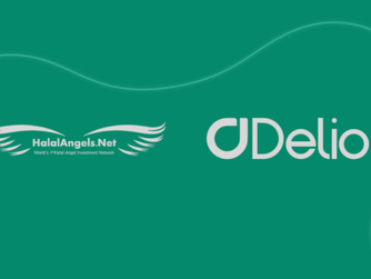 World's first Halal angel network teams up with Delio