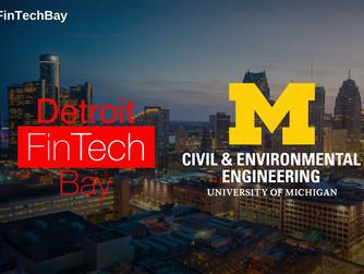 FinTech Consortium & Detroit FinTech Bay announce partnership with University of Michigan: Civil