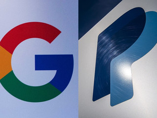 Google and PayPal explored OCC's fintech charter, then walked away