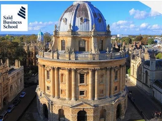 Partnership With GetSmarter & University of Oxford - FinTech Programme