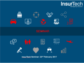 "InsurTech Seminar- ""Journey Of InsurPreneurship"""