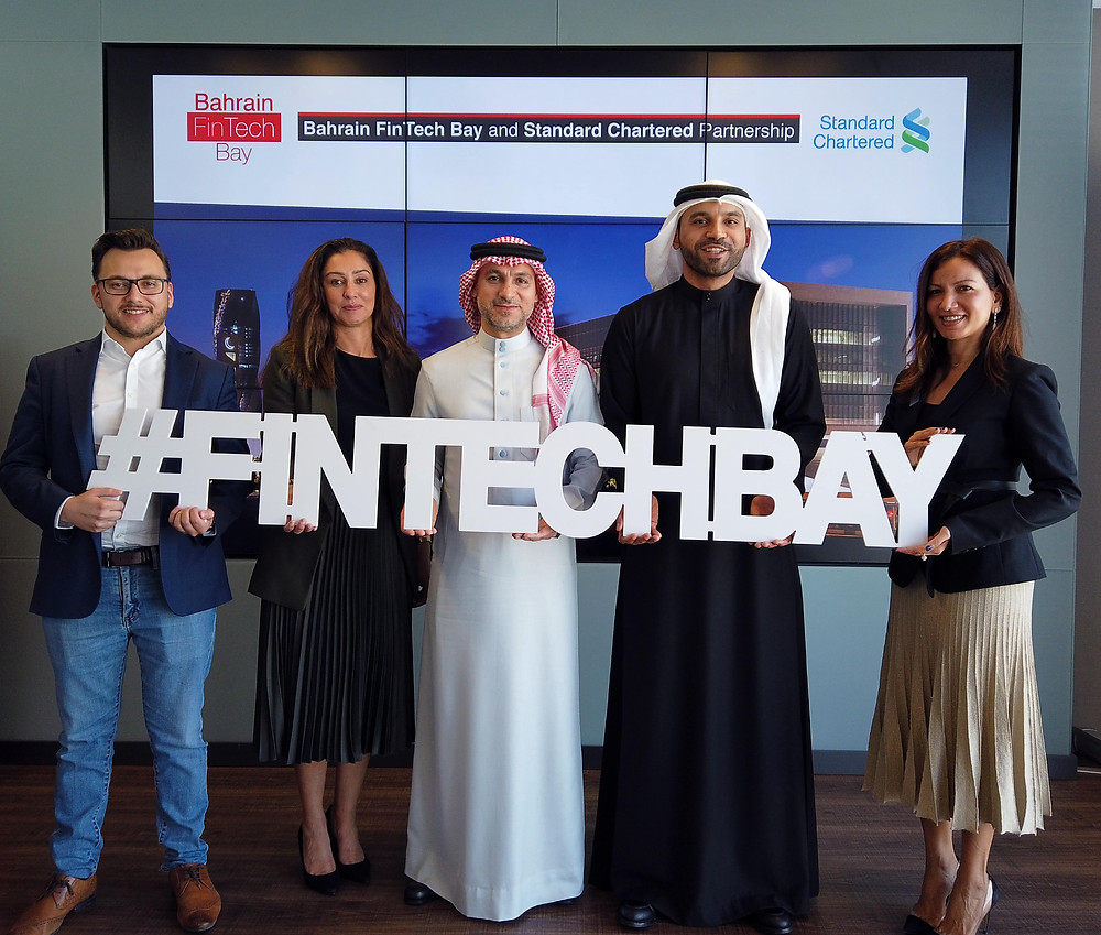 Bahrain FinTech Bay and Standard Chartered Partnership