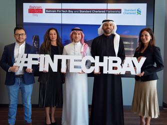 Bahrain FinTech Bay and Standard Chartered Bahrain Partnership