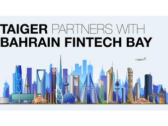 Taiger Announce Partnership with Bahrain FinTech Bay