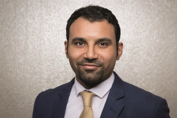 Khalid Saad, CEO, Bahrain FinTech Bay