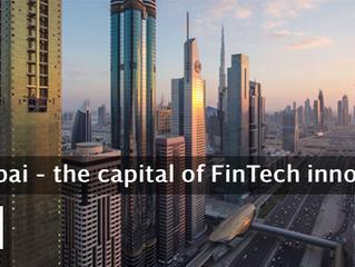 Dubai, the capital of FinTech innovation
