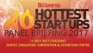 Panelist For The 20 Hottest Startups Panel Briefing 2017