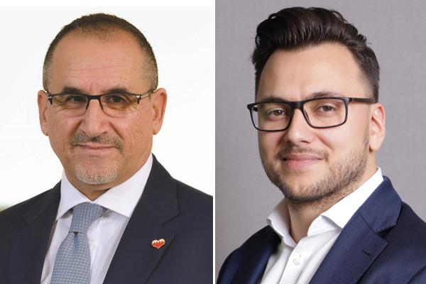Hassan Jarrar & Khalid Dannish