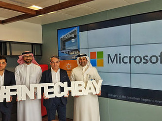 Microsoft joins Bahrain FinTech Bay as founding partner to boost Fintech development in the Kingdom