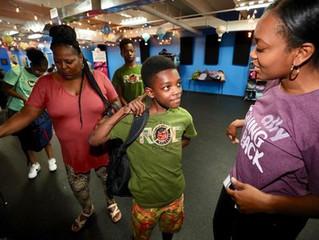 Ally Donates School Supplies to Help More Than 800 Detroit Children