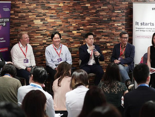 Asian tech startups drawing interest in the US