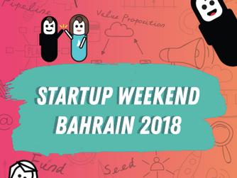Bahrain FinTech Bay Launches Startup Weekend Bahrain 2018 Report