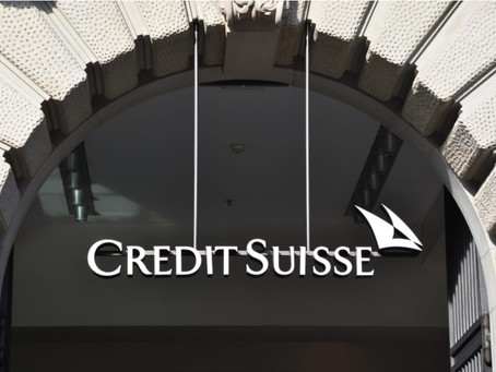 Credit Suisse To Invest Hundreds Of Millions In Digital Banking