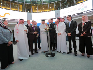 Bahrain Bourse Unveils Listing of First Global FinTech Company on BIM - Sprinkle Holding BSC