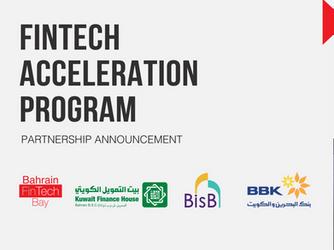 Bahrain FinTech Bay Launches its first FinTech Accelerator Program and Announces Partners