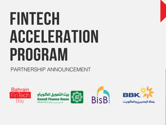 Bahrain FinTech Bay Launches its first FinTech Accelerator Program and Announces Partners
