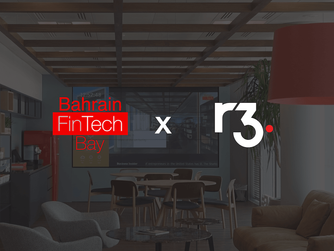 Bahrain FinTech Bay announces strategic partnership with R3; leading enterprise blockchain software