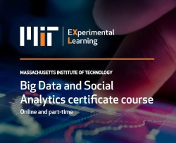MIT Certified Big Data & Social Analytics Course: Individual & Corporate Solution