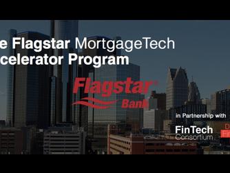 Flagstar Bank and Detroit FinTech Bay Launch Flagstar Mortgage Tech Accelerator Program