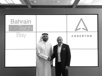 UK tech company Adsertor launches a strategic partnership with Bahrain FinTech Bay
