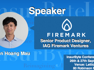 We are excited to have Thien Hoang Mau, Senior Product Designer at IAG Firemark Ventures, as a speak