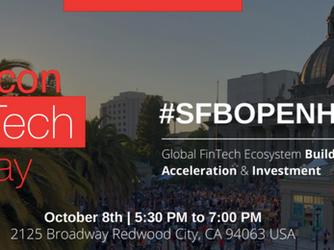 Silicon FinTech Bay Open House Event