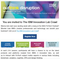 IBM Innovation Lab Crawl 2016