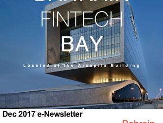 Bahrain FinTech Bay launches first eNewsletter for the month of December!