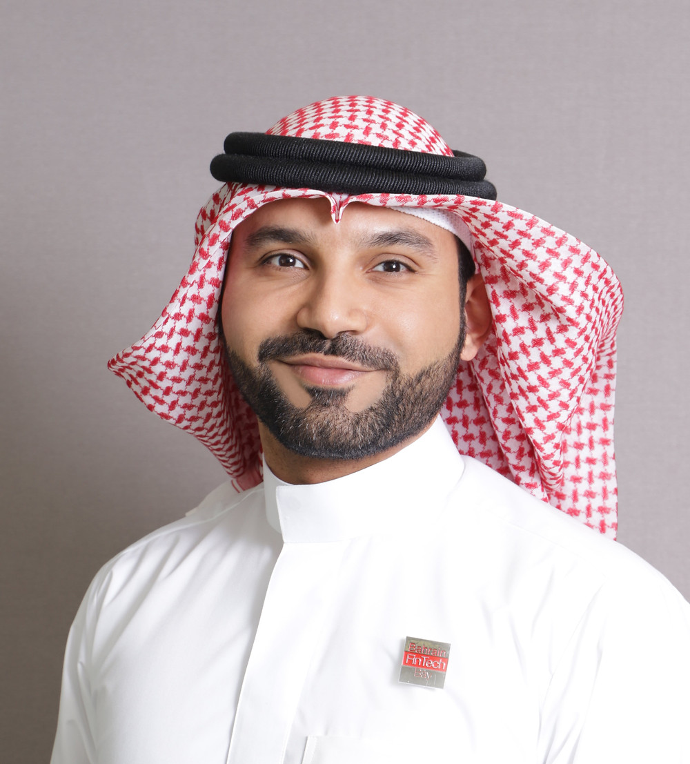 Khalid Saad - CEO of Bahrain FinTech Bay