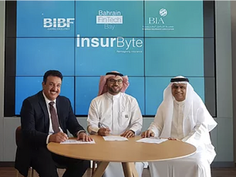 In Strategic Partnership with BIBF & BIA Bahrain FinTech Bay to host InsurByte - Reimagining Ins