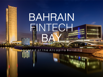 Bahrain FinTech Bay November 2019 Newsletter