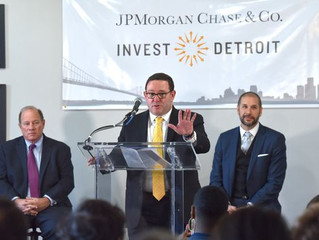JPMorgan Chase to invest $15M in Detroit neighborhoods