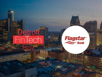 Detroit FinTech Bay Announces Flagstar Bank as First Founding Partner