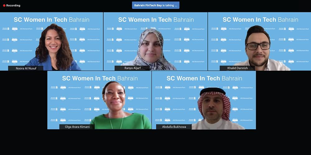 Standard Chartered Women In Tech Incubator Program