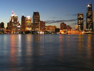 Detroit Builds Up And Out With Real Estate, Entrepreneurs