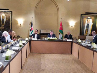 Jordan - Aspiring entrepreneurs breathe sigh of relief after King calls for finance fund
