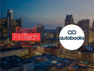 Detroit FinTech Bay Announces Innovation Partnership with Autobooks