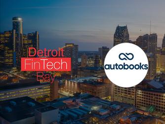 Detroit FinTech Bay Announces Autobooks as Innovation Partner