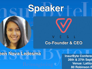 Insurbyte is pleased to announce Maureen from VESL as a Speaker for InsurByte Conference 2017!