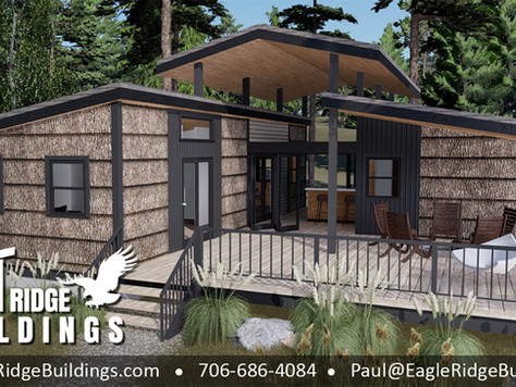 Part 1  The Perfect Tiny Homes   Enviro Builders   Sip Panels