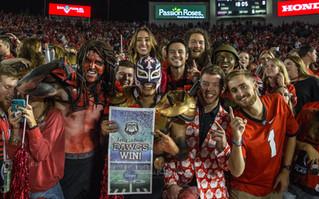 Miracle in Pasadena - Dawgs Comeback to Win The Rose Bowl and Head to Atlanta