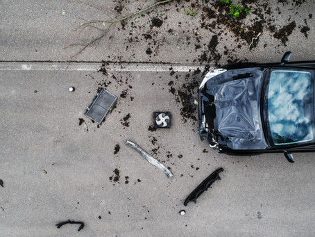 Anatomy of a Car Wreck   Ellijay Car Wreck Attorney