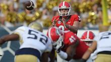 Georgia Bulldogs vs Georgia Tech Yellow Jackets