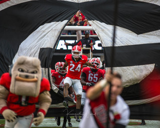 Georgia Gets Back on Track vs Kentucky - Dawgs on Top 42-13